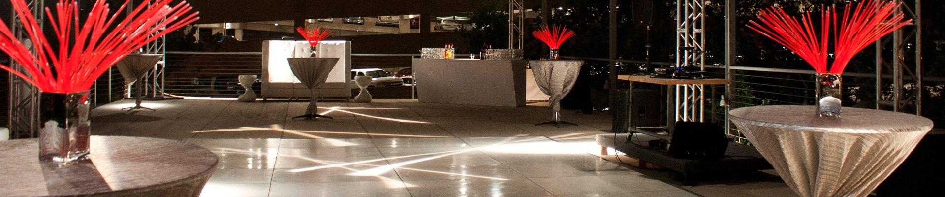 Event Rentals 187 Artpace