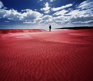 Isaac Julien Dreaming Red, 2009